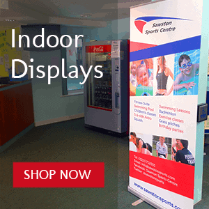 indoor displays image